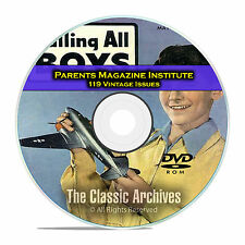 Parents Magazine Institute, Calling All Boys, Girls, Golden Age Comics DVD D26