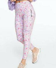 Women leggings floral oil-painting printed  S-4XL slim legging fitness 3817