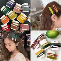 Fashion Womens Hair Clip Barrette Bobby Pin Stick Hairpin Hair Accessories Set