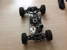 1x Buggy Nitro Benzin Auto ferngesteuert Motor Auspuff Empfänger Fernbedienung.