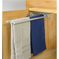 Pull-Out 3-Arm Towel Rack for Kitchen or Vanity Cabinets