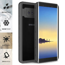 For Samsung Galaxy Note 8 Waterproof Case Shockproof Built-in Screen Protector