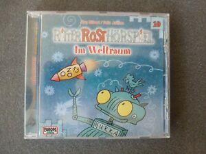 Ritter Rost - Im Weltraum - Hörspiel - CD