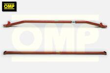 OMP FRONT & REAR STRUT BRACE FIAT STILO 2.4 ABARTH