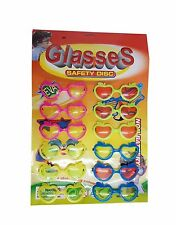 12pcs Kids Childrens Folding Sunglasses in Display 4 Different Colours Wholesale