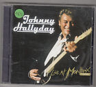 JOHNNY HALLYDAY - live at montreux 1988 CD