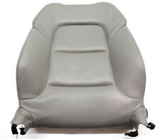 06 AUDI A3 UPPER FRONT RIGHT SEAT CUSHION LEATHER GRAY N4M MD OEM 06 07 08