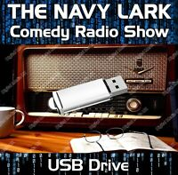 THE NAVY LARK - OLD TIME RADIO SHOW COMEDY USB - 249 EPISODES MP3
