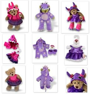 Teddy Bears Clothes fits Build a Bear Dragon + Monsters Girl Fantasie Outfit
