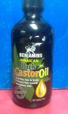 Benjamins Jamaica black castor oil 240ml