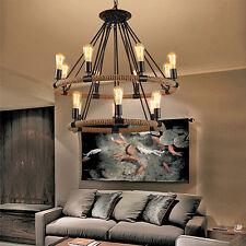 Vintage Chandelier Lighting Living Room Ceiling Lights Kitchen Bar Pendant Light