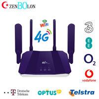 Europe Version FDD LTE 4G Router Sim Card Mobile WIFI Hotspot for Vodafone Modem
