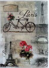 RICE DECOUPAGE PAPER / PARIS 2 / CRAFT PAPER / DECOUPAGE SHEETS / SCRAPBOOKING