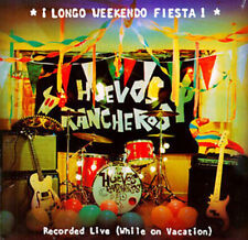HUEVOS RANCHEROS Longo Weekendo LP live NEW man astroman mummies phantom surfers