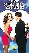 So I Married an Axe Murderer (VHS, 2001)
