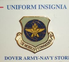 SMALL USAF AIR MOBILITY COMMAND PIN - GREAT FOR CAPS/JACKETS!