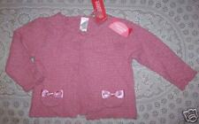 NWT Gymboree La Belle Epoque PINK FlyAway SWEATER 18-24