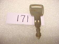 Kawasaki  G5 100cc  Key #171 NOS OEM Free Ship