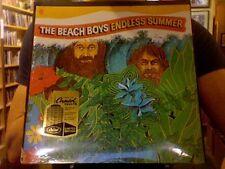 The Beach Boys Endless Summer 2xLP sealed 180 gm vinyl
