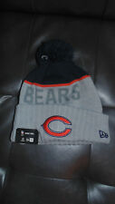 Chicago Bears New Era Hat Cap Tuque Mens Womens  New NWT