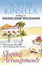 BOOK-Sleeping Arrangements,Sophie Kinsella,(writing as Madeleine Wick