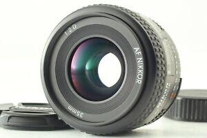 🔹MINT🔹 Nikon NIKKOR AF 35mm f2D Wide Angle Prime Lens from Japan