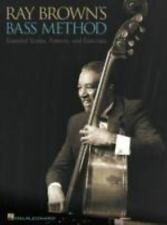 Ray Brown's Bass Method (Paperback or Softback)