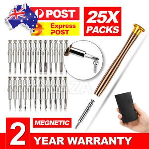 25 in 1 Precision Screwdriver Set Tool Kit Mini Small Torx for Laptop Repair Fix