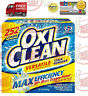 OxiClean Max Efficiency Stain Remover (252 loads) OXI CLEAN versatile 10.1Lbs