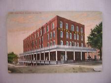 VINTAGE POSTCARD THE HOTEL ROYAL IN EXCELSIOR SPRINGS MISSOURI 1911