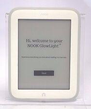 """Barnes & Noble Nook GlowLight, 4GB, Wi-Fi, 6"""",  White (27-8A"""