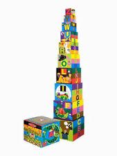 Melissa & Doug Alphabet Nesting And Stacking Blocks (10 Pieces) #2782