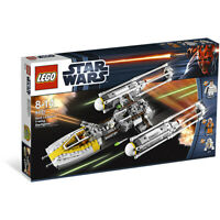 Lego Star Wars Gold Leader?s Y-Wing Starfighter Set 9495 (2012) NEW