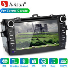 For Toyota Corolla 2007 2008 2009 2010 2011 8'' Car Radio DVD GPS Stereo Player