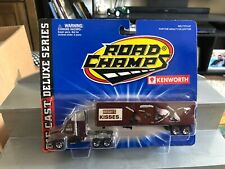 Road Champs Kenworth Truck And Trailer Sealed