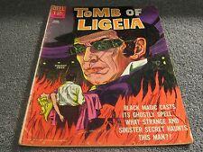 Tomb of Ligeia #830 (Apr-Jun 1965, Dell)