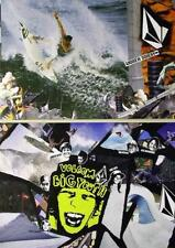 VOLCOM 2008 surf ANDREW DOHENY 2 sided promo poster NEW!!