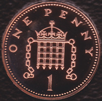 PROOF 1p One Pence Coins 1971 - 2016 - Choose your Dates