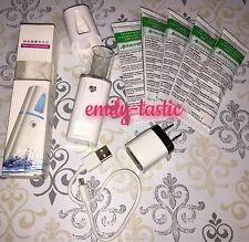 Asthmanefrin ALTERNATIVE Starter Kit Nebulizer Inhaler WHITE HEART CRYSTAL USB