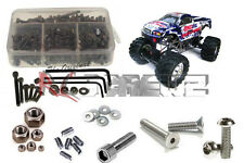 RC Screwz RCR015 Redcat Racing Ground Pounder Complete Stainless Hardware Kit