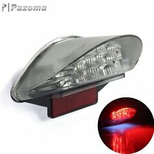 Motorcycle LED Tail Light Clear Lens Rear Lamp for BMW F650 F800 R1200 GS ADV