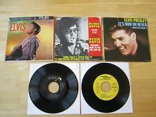 Elvis Presley 45rpm records & Picture Sleeves: EPA-993, Patch It Up, Trouble