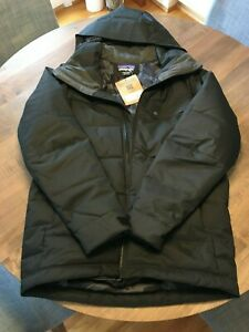 Patagonia Rubicon Jacket / Black / Size Small / New with tags