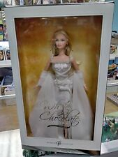 BARBIE COLLECTOR WHITE CHOCOLATE OBSESSION PLATINUM LABEL RARE!! NEW