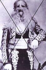 "curiosité , oddities : photo "" homme loup garou """
