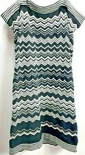 Missoni For Target Sleeveless Dress Zig Zag Geometric Women's Size Small