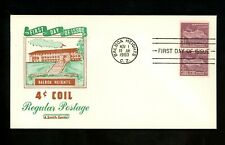 US Postal History Canal Zone #154(2) FDC Smith Administration Building 1960 CZ