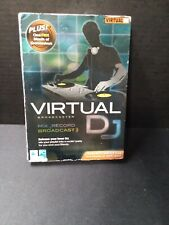 Virtual Dj Broadcaster Mix Record DJ Software For Mac/Windows 26630-SLV