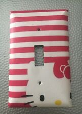 Hello Kitty Light Switch Plate Cover