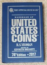 Handbook of United States Coins 2017 : The Official Blue Book, Hardcover New